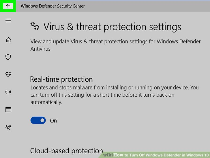 3 cách tắt Windows Defender trên Windows 10 16