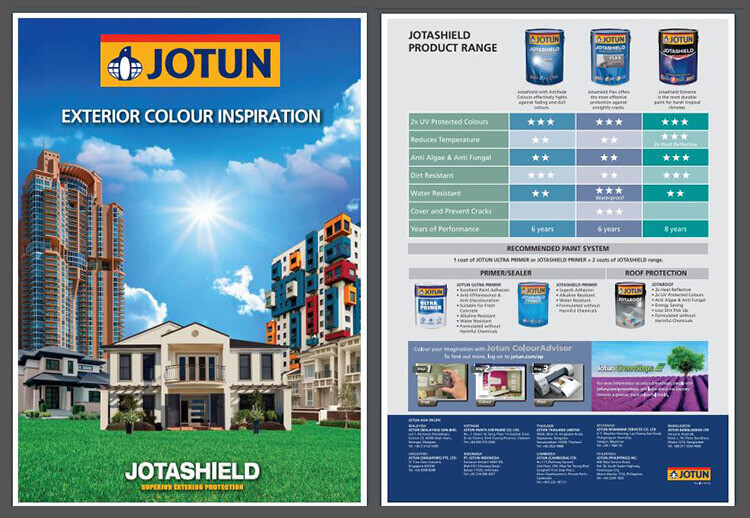 Catalogue sơn Jotun - 1