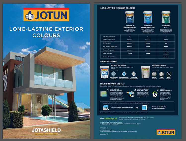 Catalogue sơn Jotun - 3