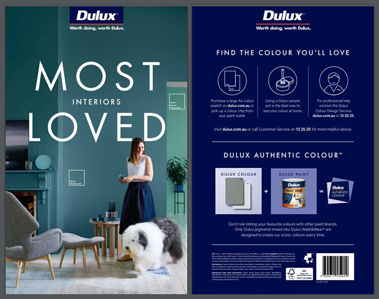 Catalogue sơn Dulux - 1
