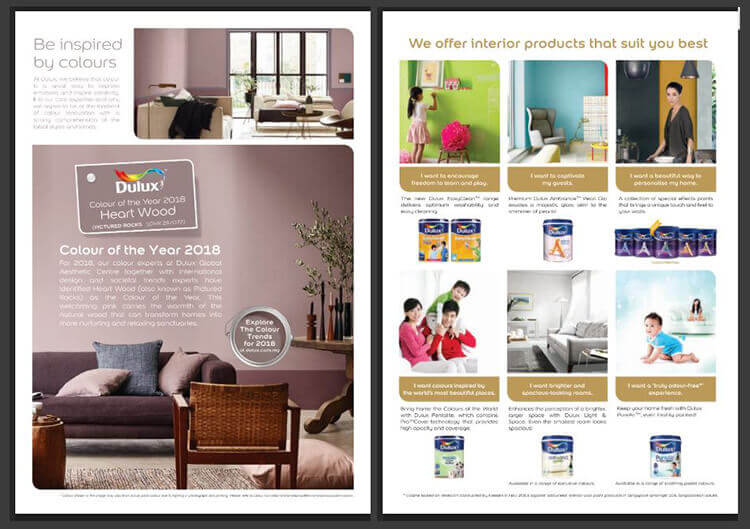 Catalogue sơn Dulux - 2.1