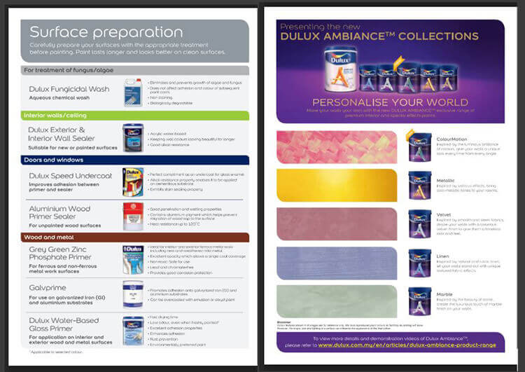 Catalogue sơn Dulux - 2.3