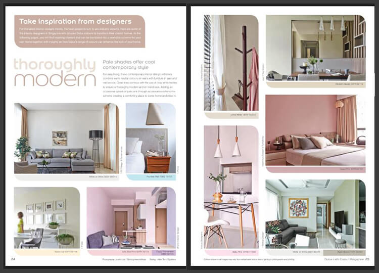 Catalogue sơn Dulux - 3.3