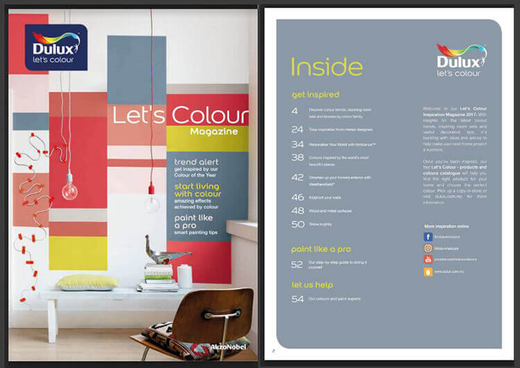 Catalogue sơn Dulux - 3