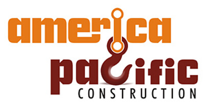logo công ty America pacific construction