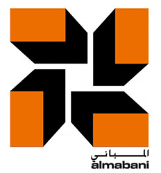 Logo xây dựng Almabani General Contractors
