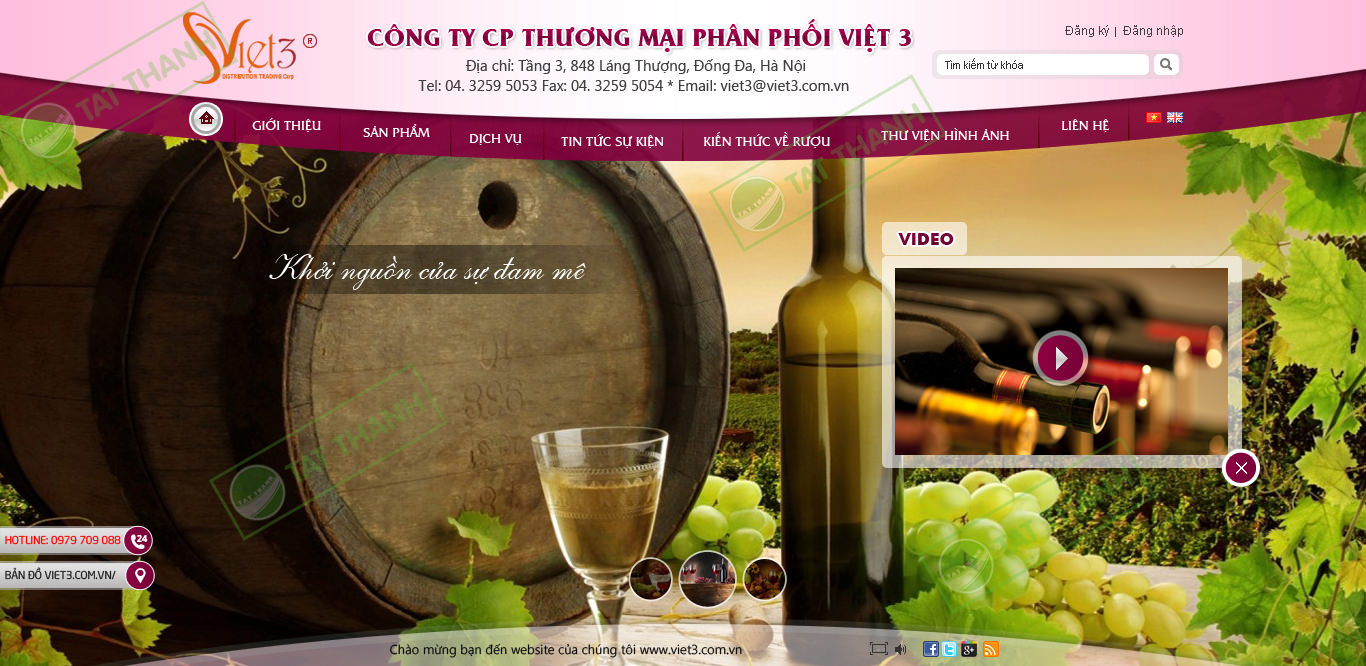 Thiết kế website cao cấp 4