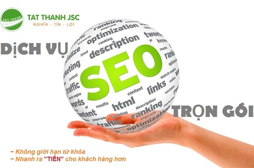 Bảng giá Seo website theo gói