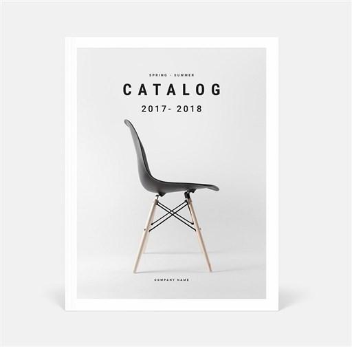 Bìa catalogue đẹp