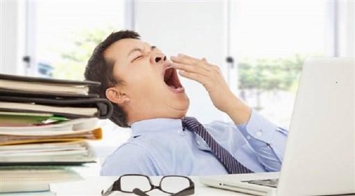 Cách chống buồn ngủ khi làm việc hiệu quả