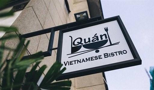 Mẫu Logo nhà hàng đẹp
