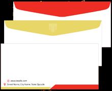 Thiết kế phong bì thư chuyên nghiệp