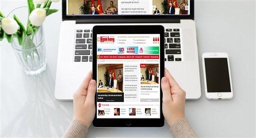 Thiết kế website báo điện tử thu hút TRIỆU TRAFFIC mỗi ngày