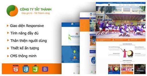 Tính năng website trường học