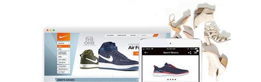 Website bán giày đẹp